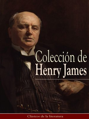 cover image of Colección de Henry James