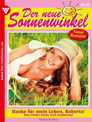 cover image of Der neue Sonnenwinkel 11 – Familienroman