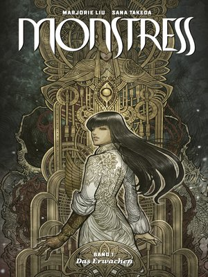 cover image of Monstress 1