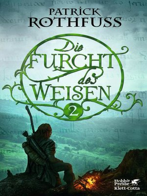 cover image of Die Furcht des Weisen / Band 2