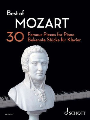cover image of Best of Mozart