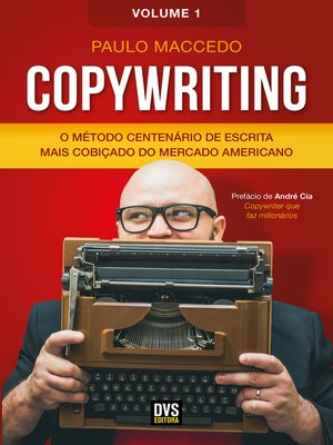 cover image of Copywriting--Volume 1
