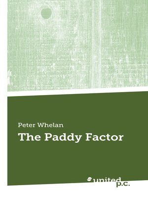 cover image of The Paddy Factor