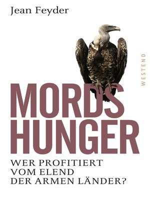 cover image of Mordshunger