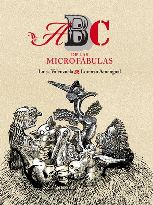 cover image of ABC de las microfábulas