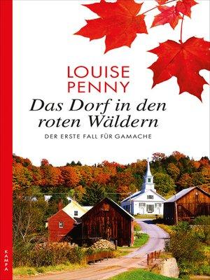 cover image of Das Dorf in den roten Wäldern