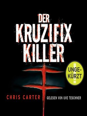 cover image of Der Kruzifix-Killer