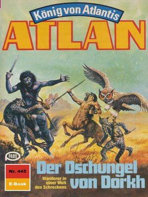 cover image of Atlan 445