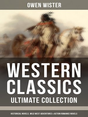 cover image of Western Classics--Ultimate Collection