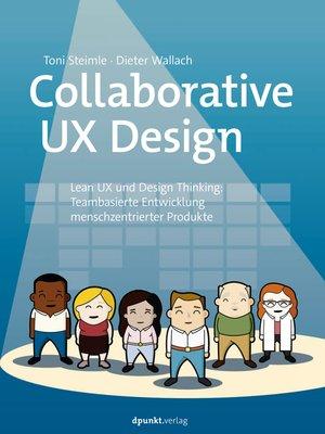 cover image of Collaborative UX Design
