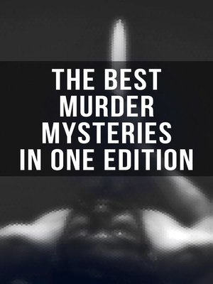 cover image of The Best Murder Mysteries in One Edition