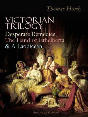 cover image of VICTORIAN TRILOGY