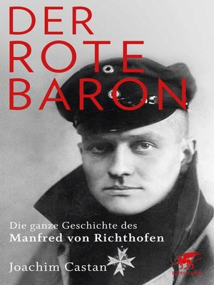 cover image of Der Rote Baron