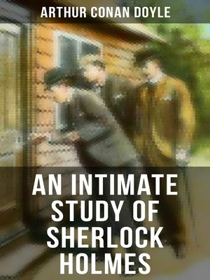 cover image of An Intimate Study of Sherlock Holmes