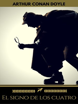 cover image of El signo de los cuatro (Golden Deer Classics)
