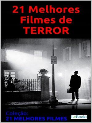 cover image of 21 melhores filmes de terror