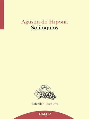 cover image of Soliloquios