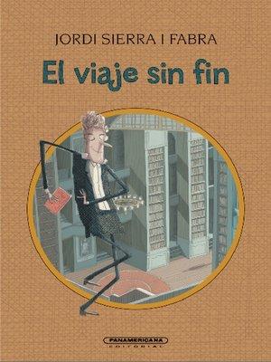 cover image of El viaje sin fin