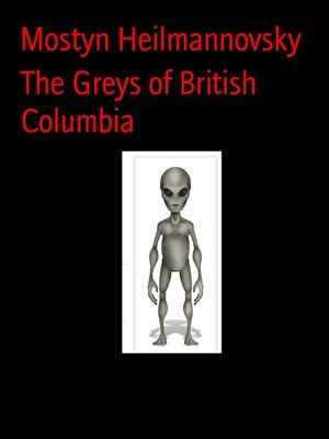 cover image of The Greys of British Columbia