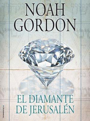 cover image of El diamante de Jerusalén