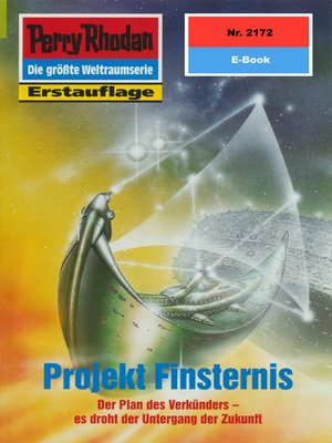cover image of Perry Rhodan 2172