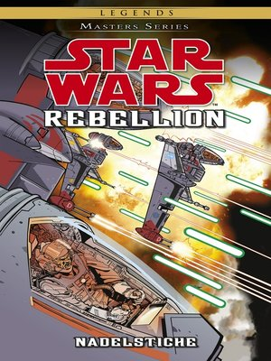 cover image of Star Wars Masters, Band 13--Rebellion III--Nadelstiche