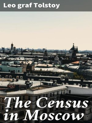 cover image of The Census in Moscow