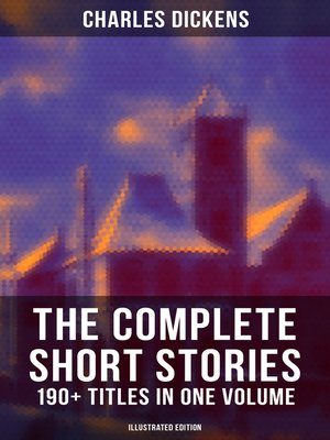cover image of The Complete Short Stories of Charles Dickens