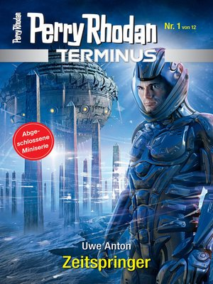 cover image of Terminus 1
