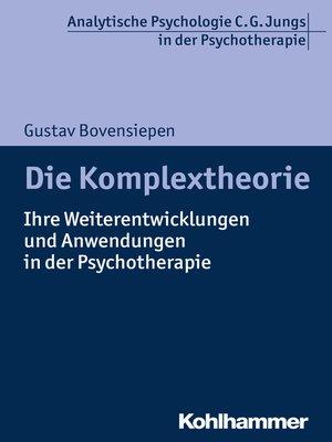 cover image of Die Komplextheorie