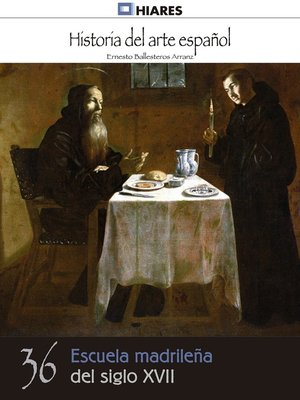 cover image of Escuela madrileña del siglo XVII