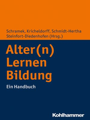 cover image of Alter(n)--Lernen--Bildung