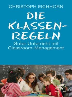 cover image of Die Klassenregeln
