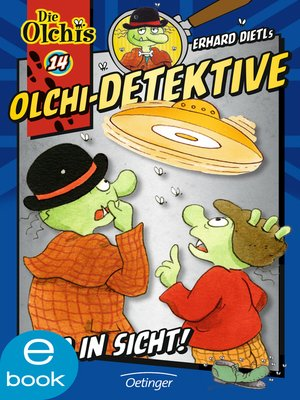 cover image of Olchi-Detektive. Ufo in Sicht!