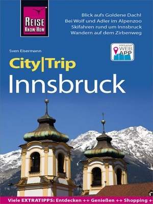 cover image of Reise Know-How CityTrip Innsbruck