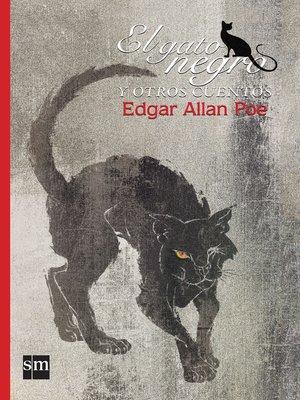 cover image of El gato negro y otros cuentos