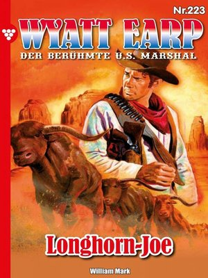 cover image of Wyatt Earp 223 – Western