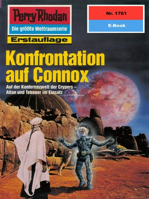 cover image of Perry Rhodan 1761