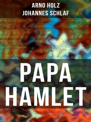 cover image of Papa Hamlet