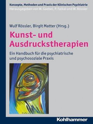 cover image of Kunst- und Ausdruckstherapien
