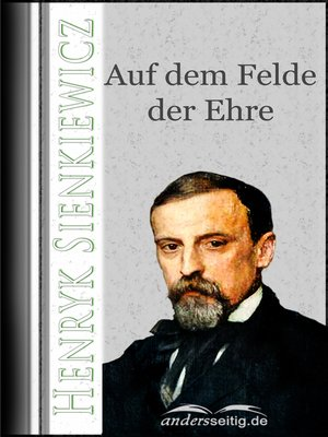 cover image of Auf dem Felde der Ehre