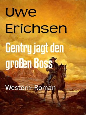 cover image of Gentry jagt den großen Boss