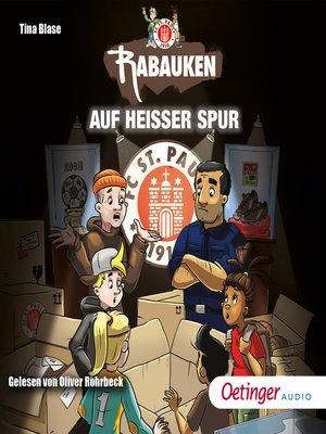 cover image of Die St. Pauli Rabauken 3
