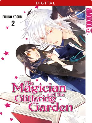 cover image of The Magician and the Glittering Garden 02