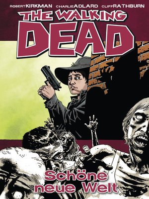 cover image of The Walking Dead 12