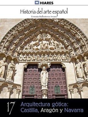 cover image of Arquitectura gótica