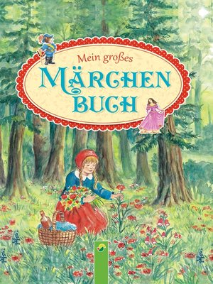 cover image of Mein großes Märchenbuch