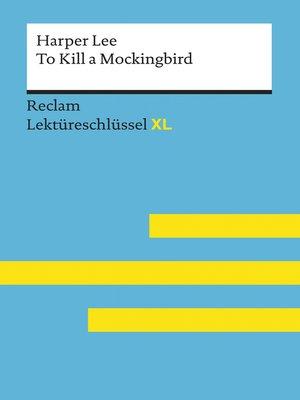 cover image of To Kill a Mockingbird von Harper Lee