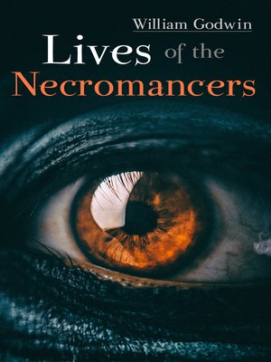 cover image of Lives of the Necromancers