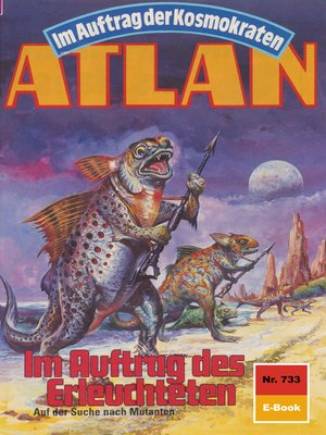 cover image of Atlan 733